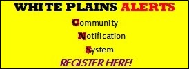 White Plains Alerts Community Notification System Register Online