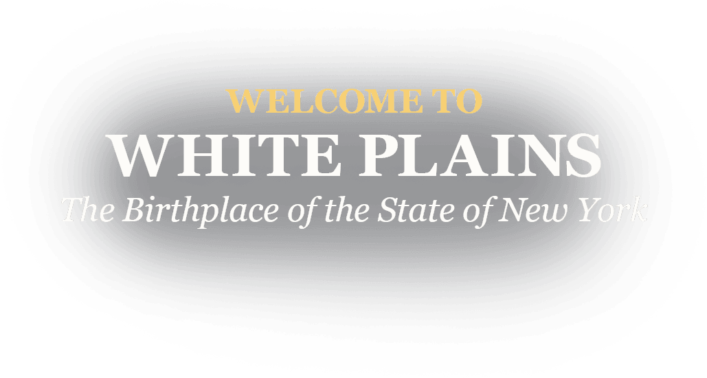 Welcome to White Plains