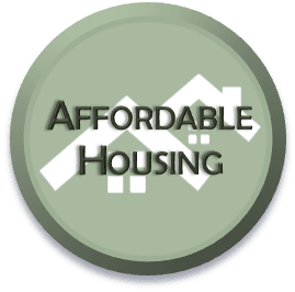 Affordable Housing Select-able Icon