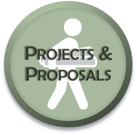 Projects Proposals Select-able Icon
