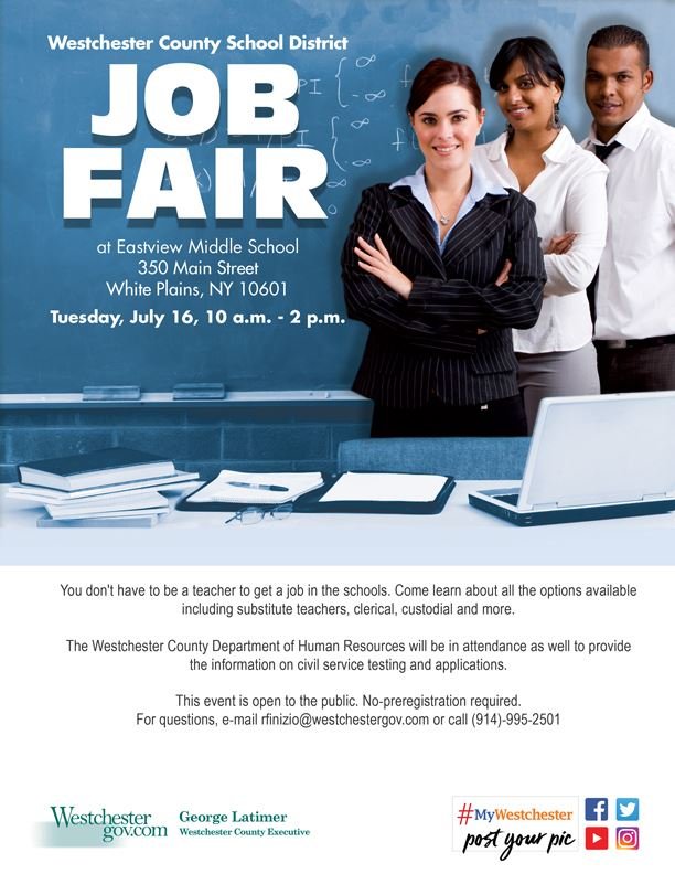 School-District-Job-Fair-Flyer-Social