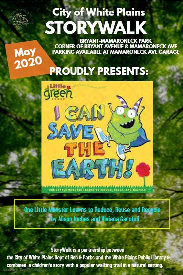 storywalk I can save the earth revised