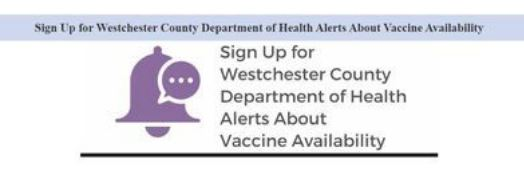 county vaccine alerts purple