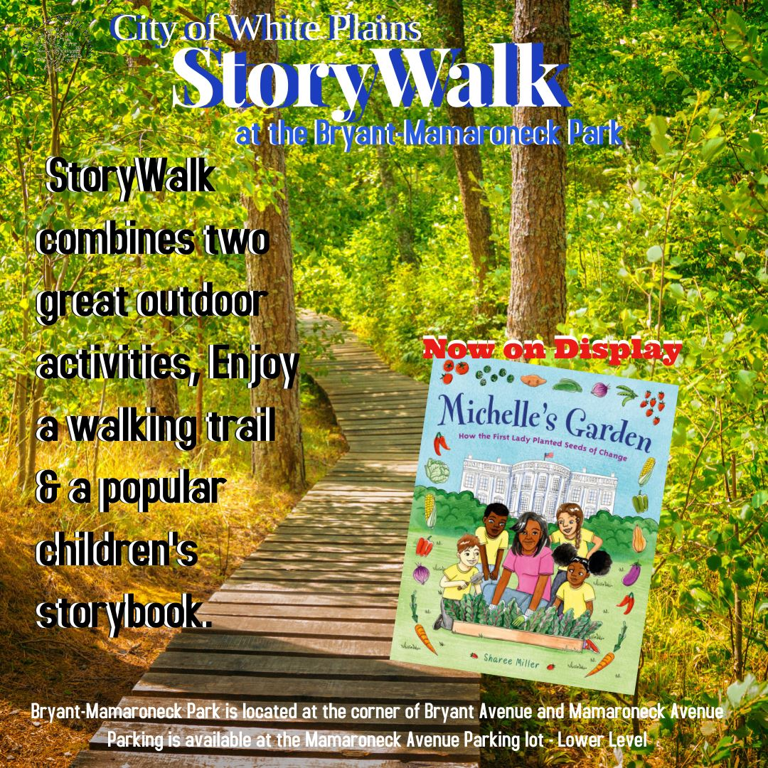 StoryWalk 2021 April