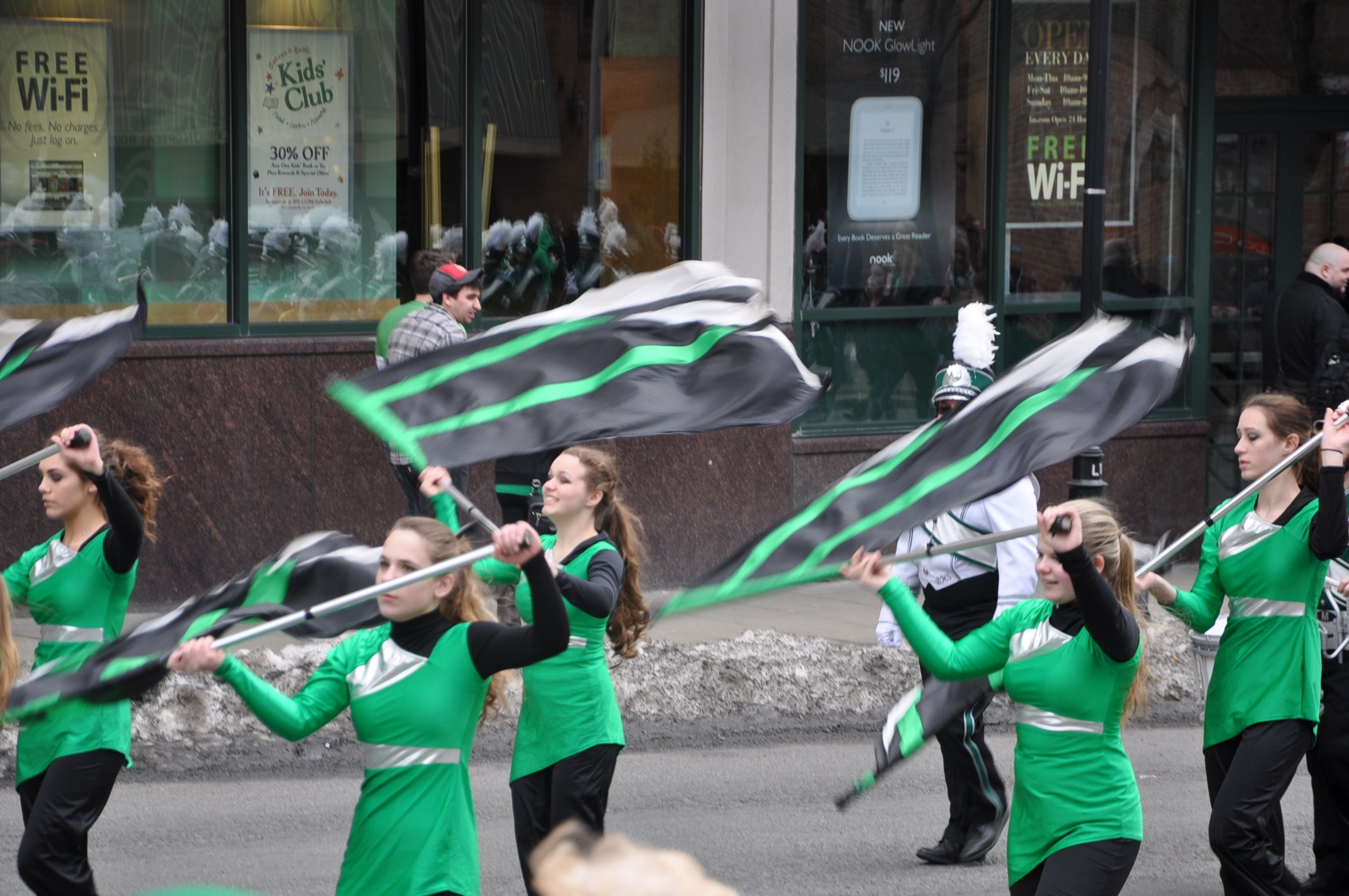2014 Saint Patrick's Day Parade
