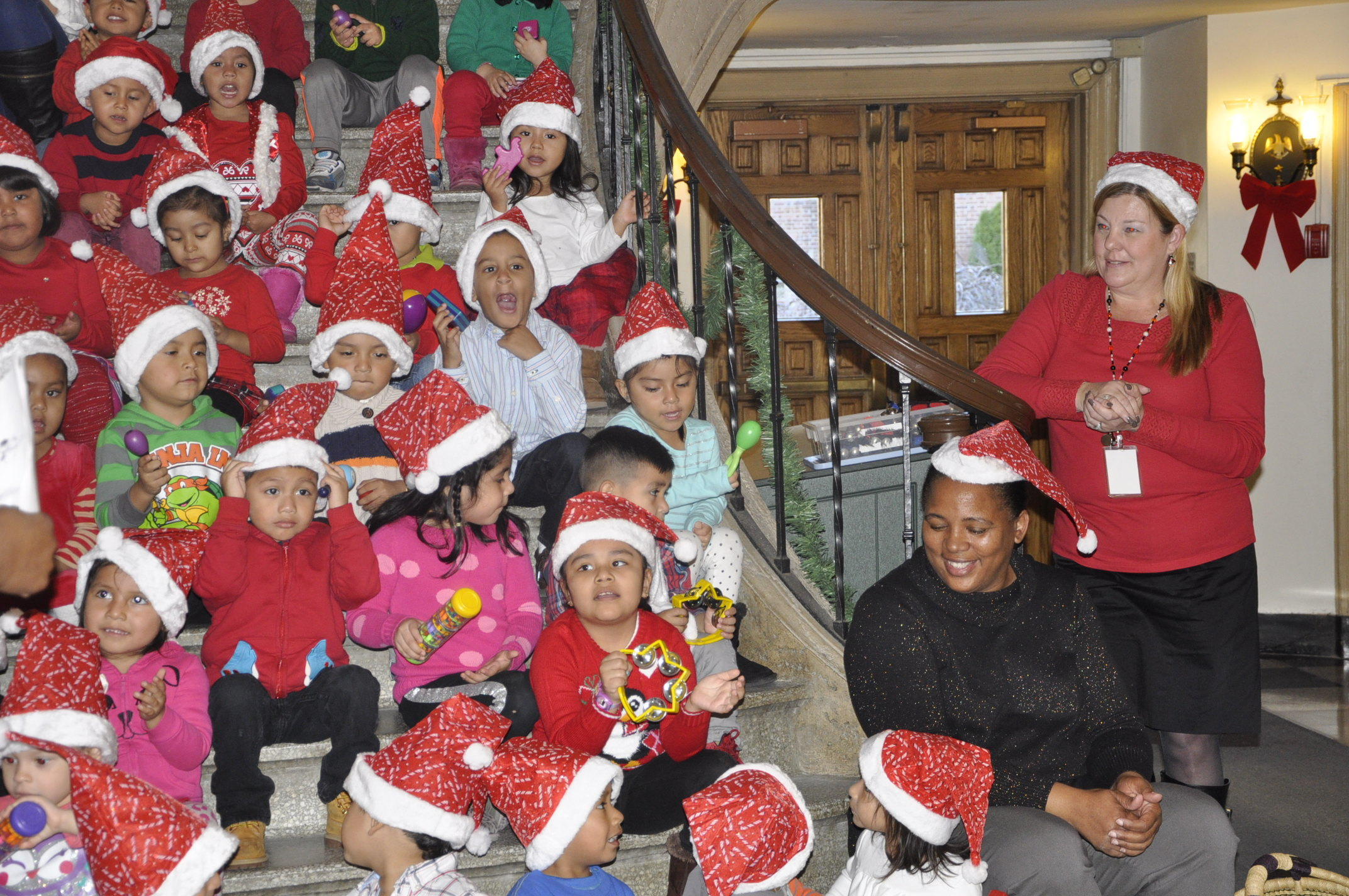 FSW Christmas at City Hall 2015 049